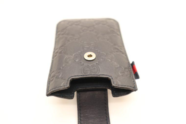 Gucci Handyetui schwarz-14897