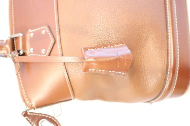 Louis Vuitton Tasche Lockit Lockit PM Suhali Leder braun-14825