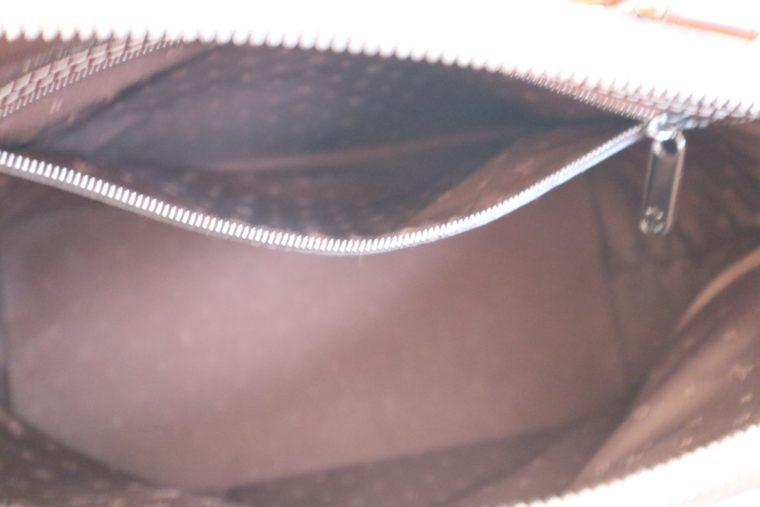 Louis Vuitton Tasche Lockit Lockit PM Suhali Leder braun-14832