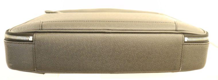 Louis Vuitton Aktentasche Sabana Taiga Leder grau schwarz-14815