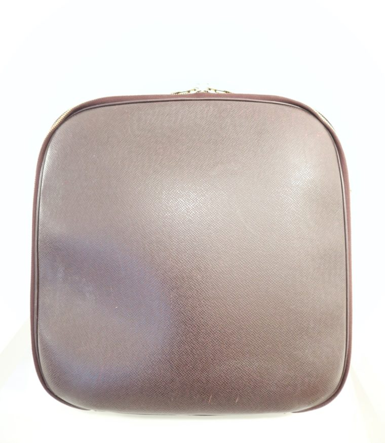 Louis Vuitton Tasche Reisetasche Porte Ordinateur Ture Taiga Leder rot-14857