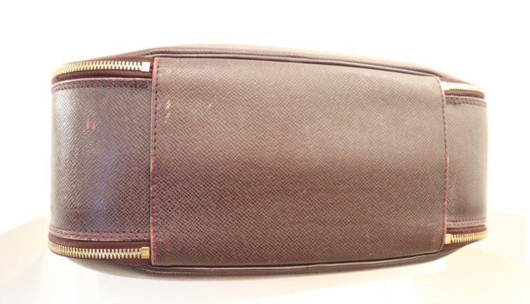 Louis Vuitton Tasche Reisetasche Porte Ordinateur Ture Taiga Leder rot-14861