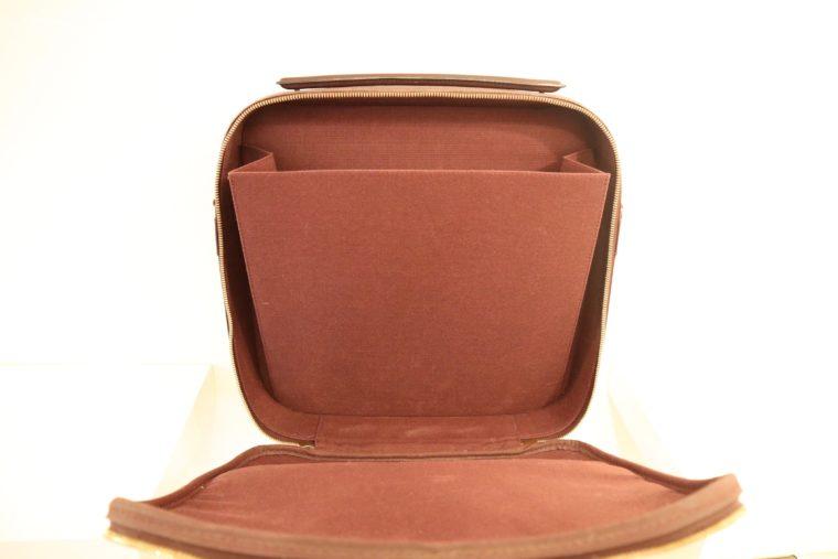 Louis Vuitton Tasche Reisetasche Porte Ordinateur Ture Taiga Leder rot-14864