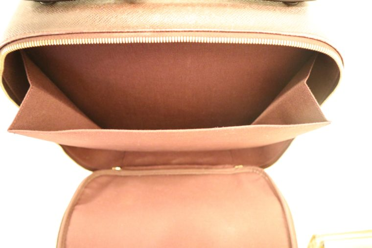 Louis Vuitton Tasche Reisetasche Porte Ordinateur Ture Taiga Leder rot-14863