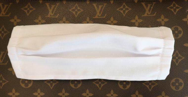 500 Stück Mund & Nasen Masken weiß bedruckbar wiederverwendbar waschbar-15111
