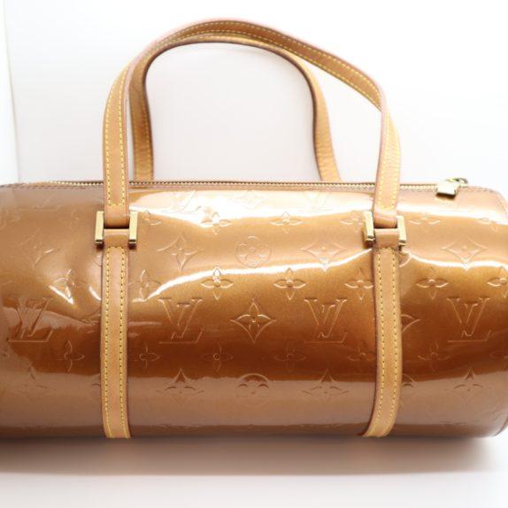 Louis Vuitton Tasche Bedford Monogram Vernis bronze