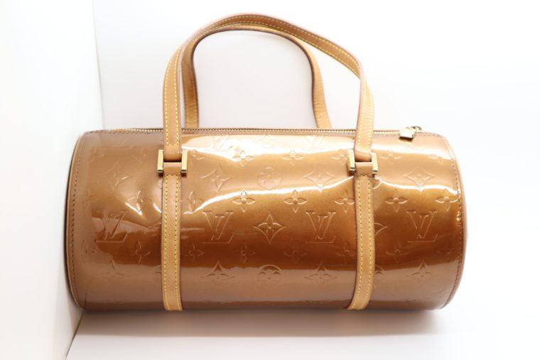 Louis Vuitton Tasche Bedford Monogram Vernis bronze-0