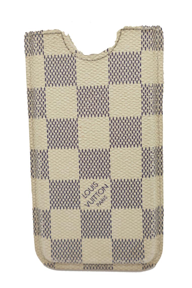 Louis Vuitton Handyhülle Damier azur-0