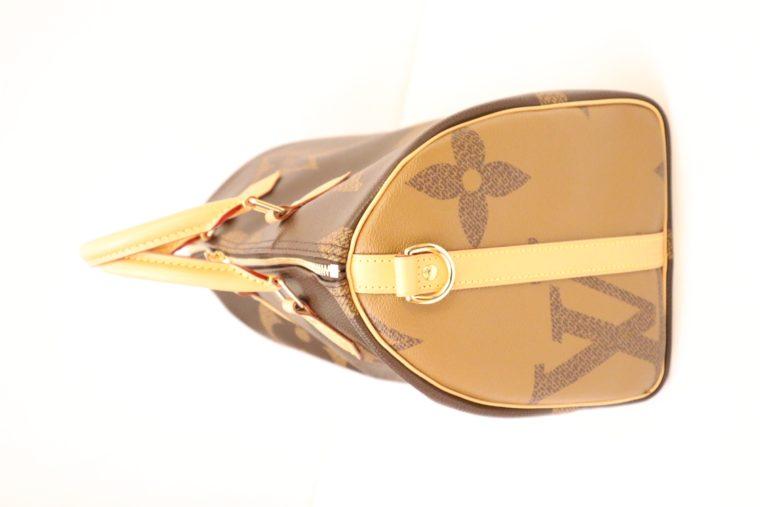 Louis Vuitton Tasche Speedy 30 band. giant Monogram-15301