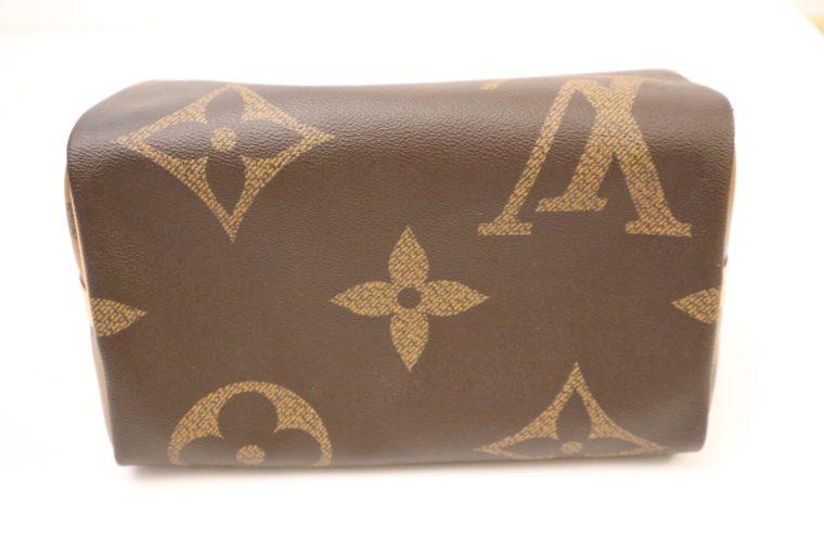 Louis Vuitton Tasche Speedy 30 band. giant Monogram-15303
