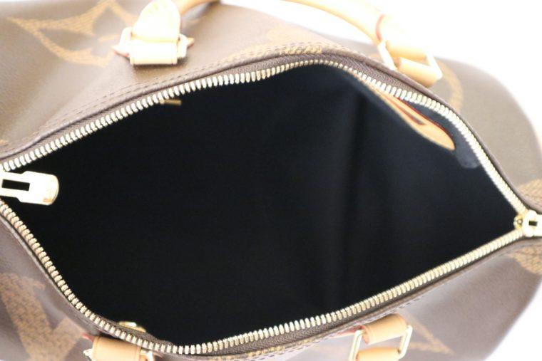 Louis Vuitton Tasche Speedy 30 band. giant Monogram-15310