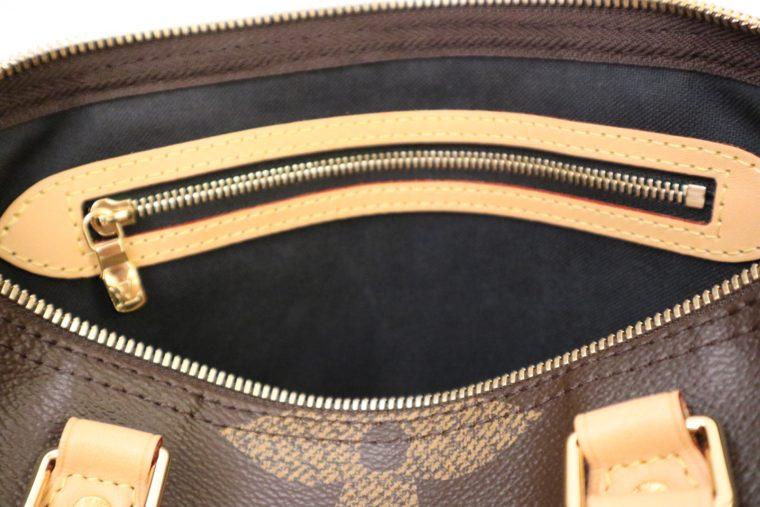 Louis Vuitton Tasche Speedy 30 band. giant Monogram-15311