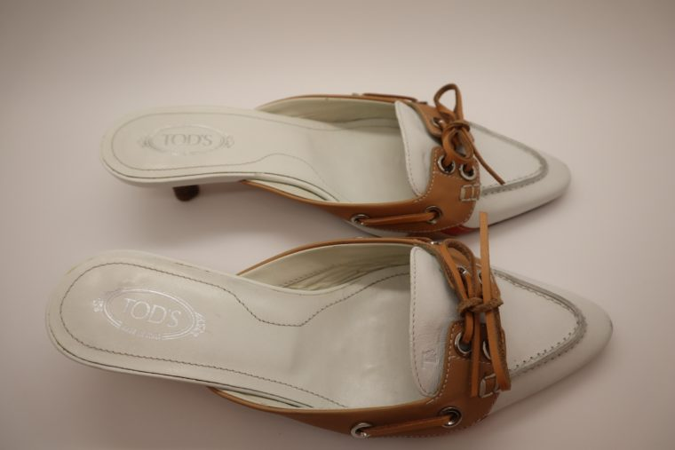 Tods Schuhe Pumps 37 weiß-15314