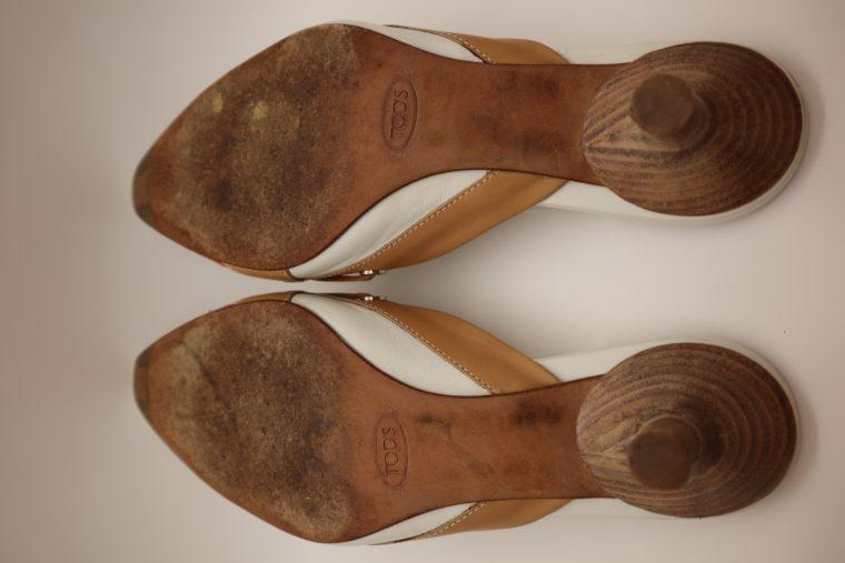 Tods Schuhe Pumps 37 weiß-15315