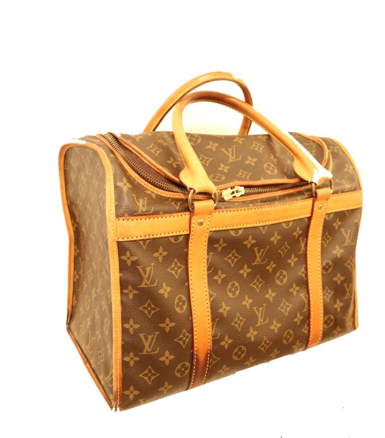 Louis Vuitton Hundetransportbox Baxter Monogram Canvas-15443