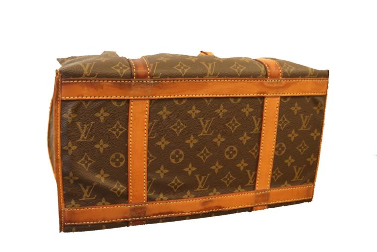 Louis Vuitton Hundetransportbox Baxter Monogram Canvas-15453