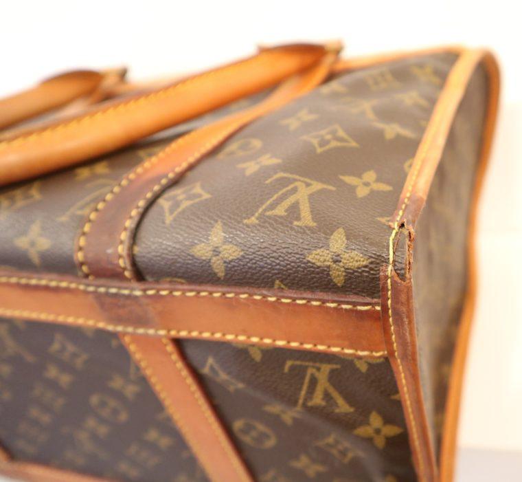 Louis Vuitton Hundetransportbox Baxter Monogram Canvas-15456