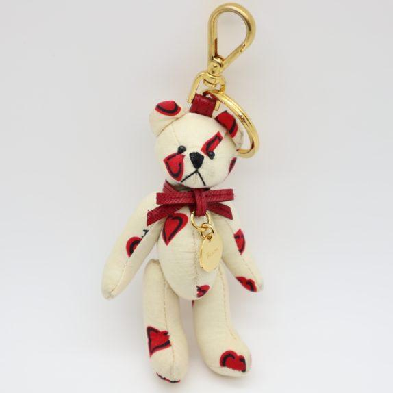 Prada Schlüsselanhänger Taschenanhänger Bär