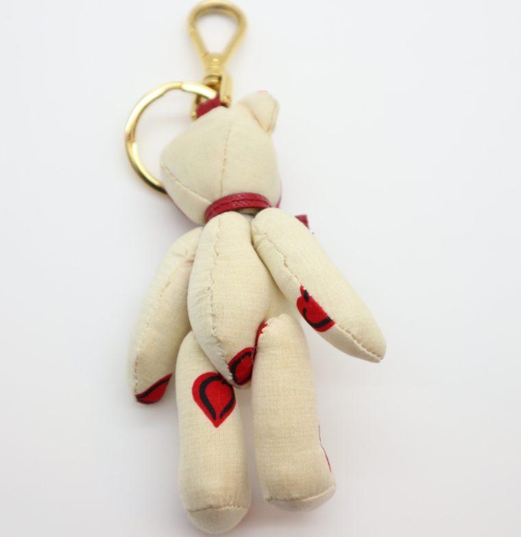 Prada Schlüsselanhänger Taschenanhänger Bär-15357