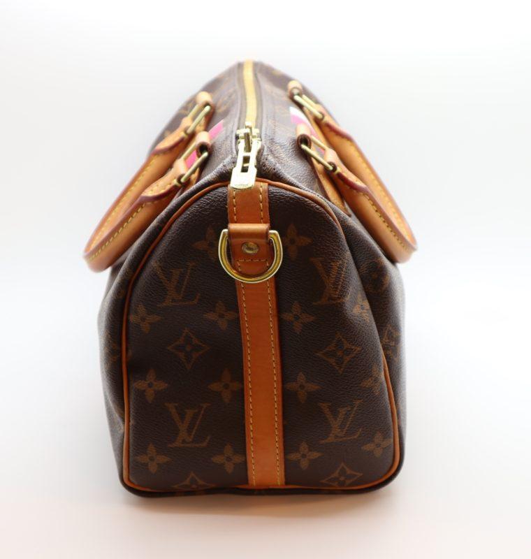Louis Vuitton Tasche Speedy 25 band. Mon Monogram-15434
