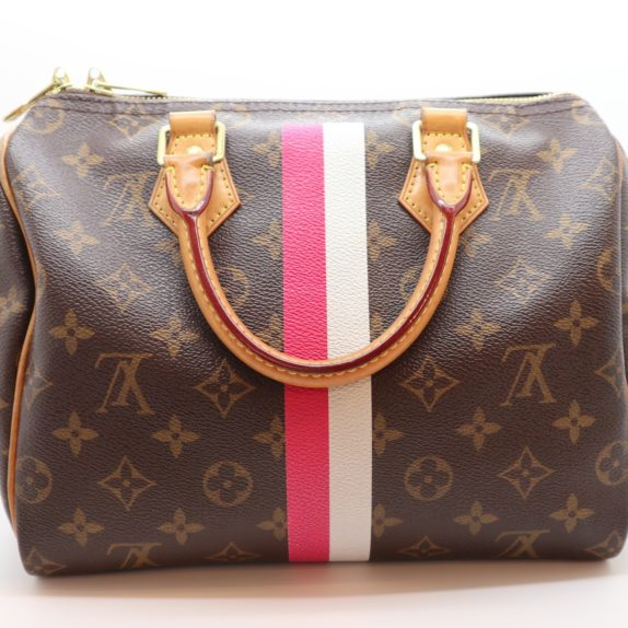 Louis Vuitton Tasche Speedy 25 band. Mon Monogram