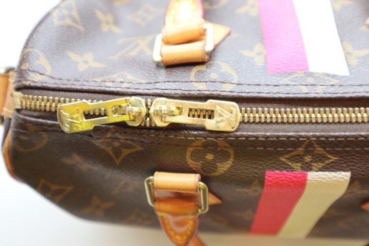 Louis Vuitton Tasche Speedy 25 band. Mon Monogram-15437