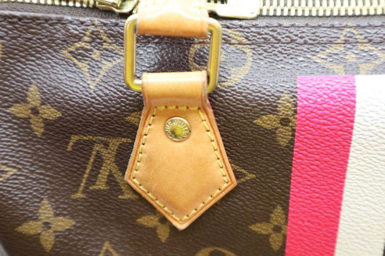 Louis Vuitton Tasche Speedy 25 band. Mon Monogram-15438