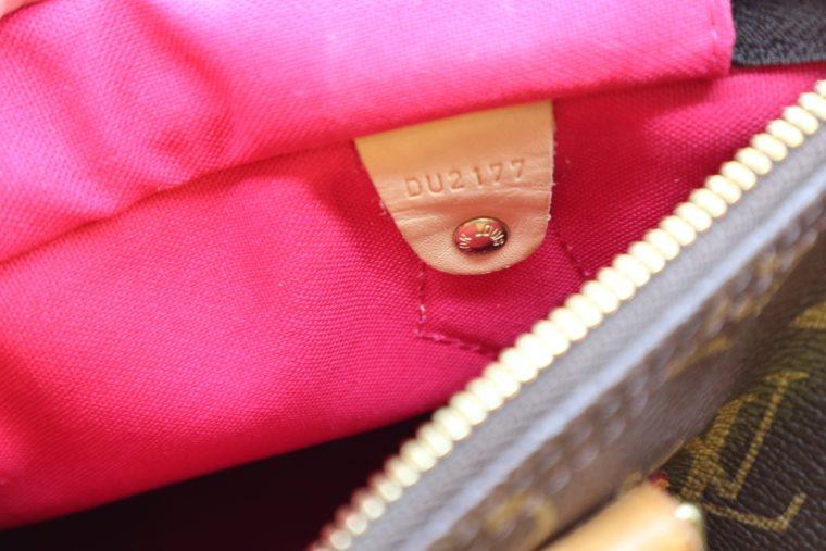 Louis Vuitton Tasche Speedy 25 band. Mon Monogram-15441