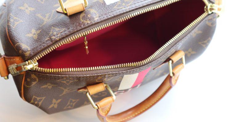 Louis Vuitton Tasche Speedy 25 band. Mon Monogram-15442