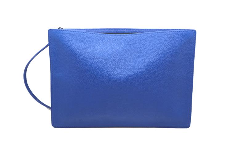 MCM Tasche Pochette schwarz blau-15341