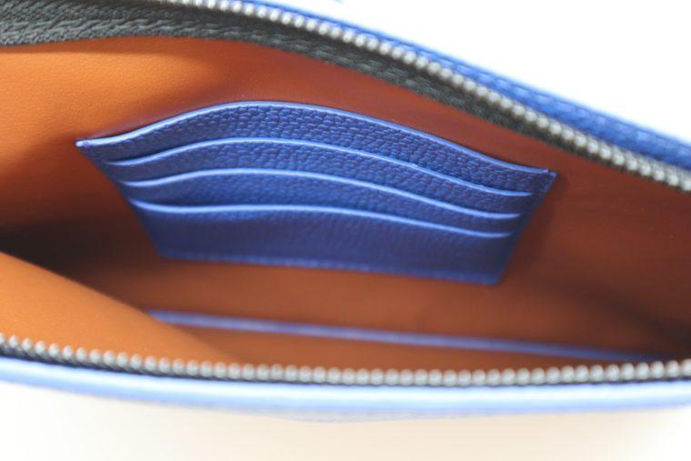 MCM Tasche Pochette schwarz blau-15346