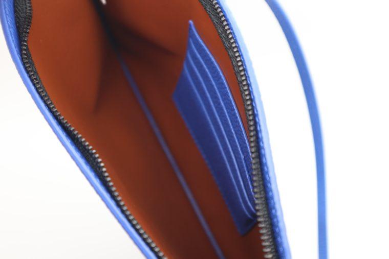MCM Tasche Pochette schwarz blau-15347