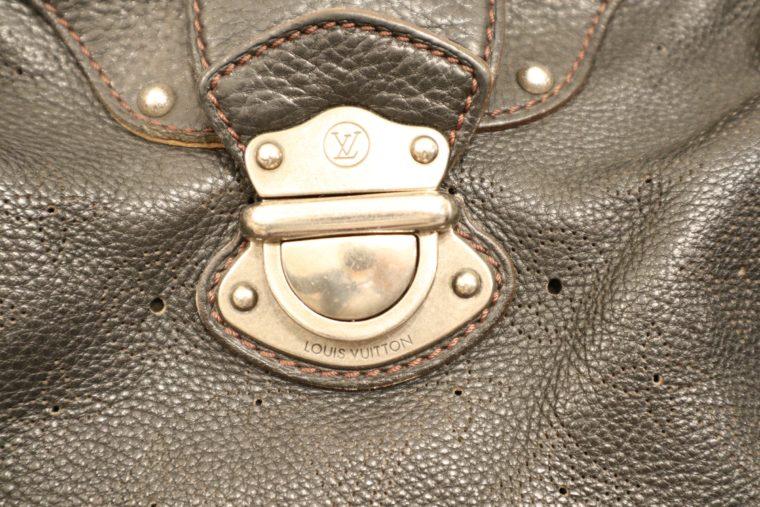 Louis Vuitton Tasche Mahina Leder schwarz-15522