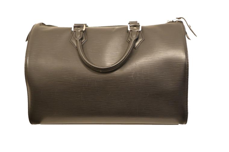 Louis Vuitton Speedy 30 Epileder schwarz-15491