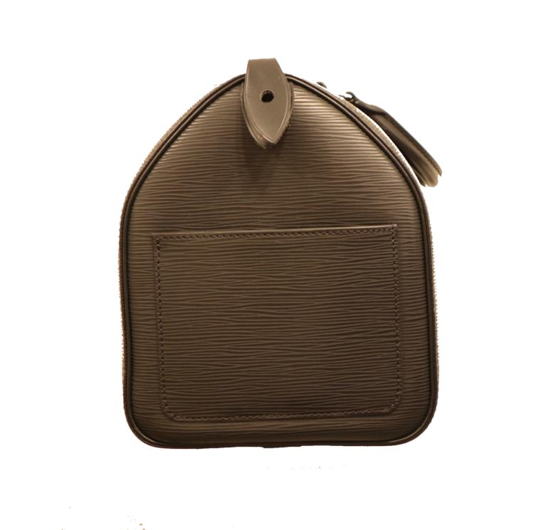 Louis Vuitton Speedy 30 Epileder schwarz-15490