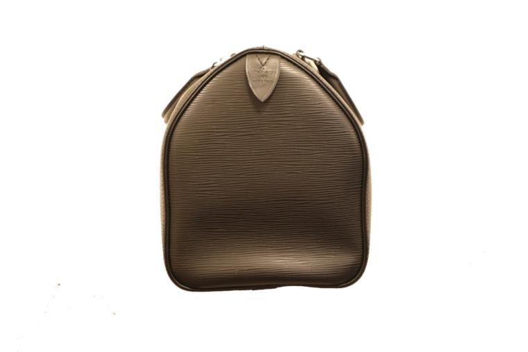 Louis Vuitton Speedy 30 Epileder schwarz-15493