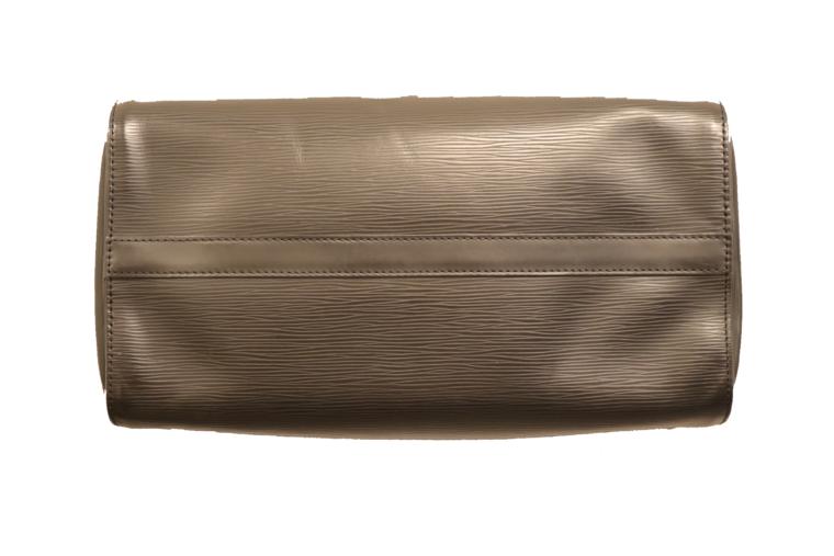 Louis Vuitton Speedy 30 Epileder schwarz-15494