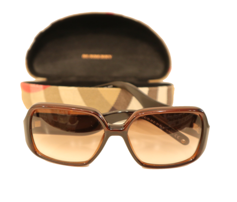 Burberry Sonnenbrille braun inkl. Etui-15318