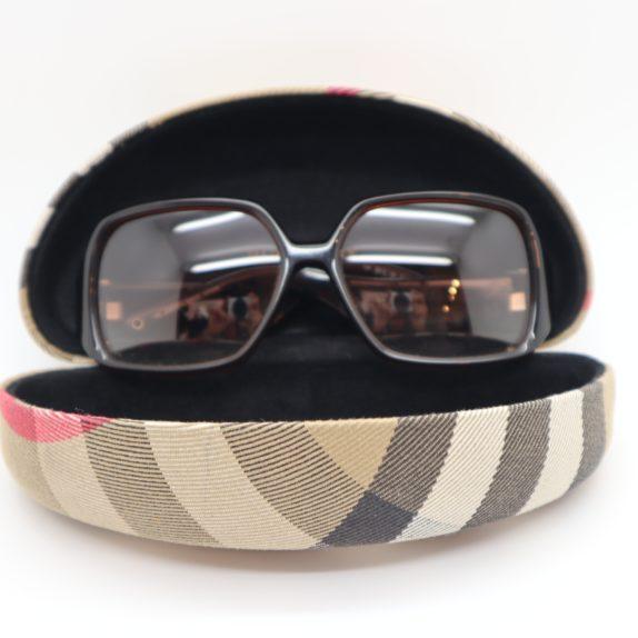 Burberry Sonnenbrille braun inkl. Etui