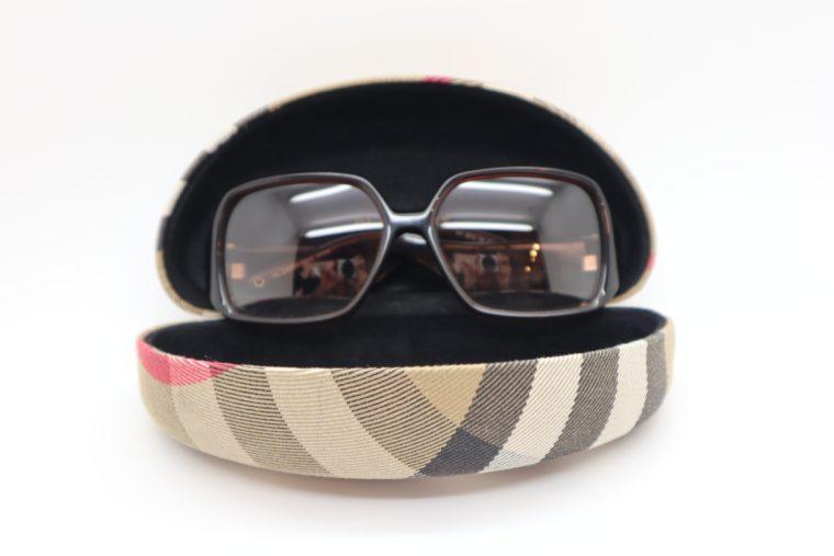 Burberry Sonnenbrille braun inkl. Etui-0