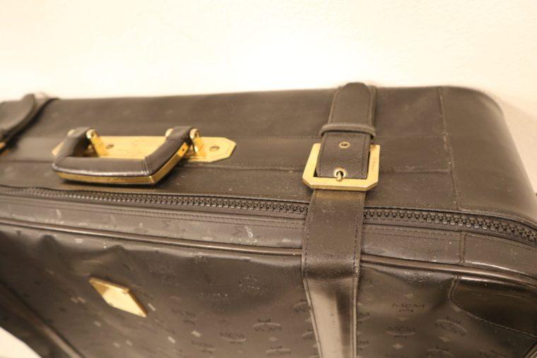 MCM Koffer Trolley schwarz-15153