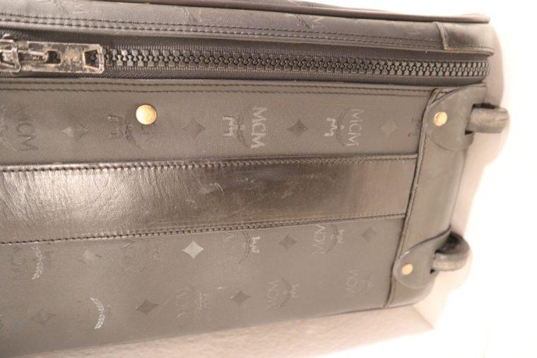 MCM Koffer Trolley schwarz-15155
