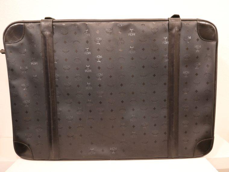 MCM Koffer Trolley schwarz-15156