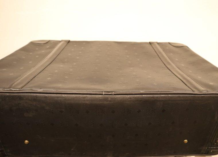 MCM Koffer Trolley schwarz-15159