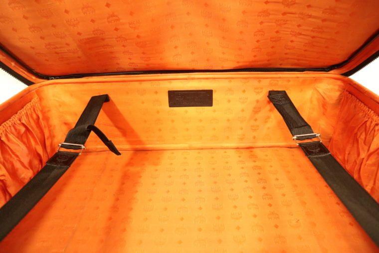 MCM Koffer Trolley schwarz-15169