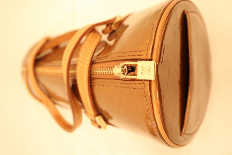 Louis Vuitton Tasche Bedford Monogram Vernis bronze-15181