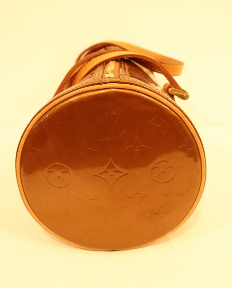 Louis Vuitton Tasche Bedford Monogram Vernis bronze-15183