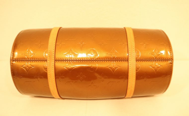 Louis Vuitton Tasche Bedford Monogram Vernis bronze-15184