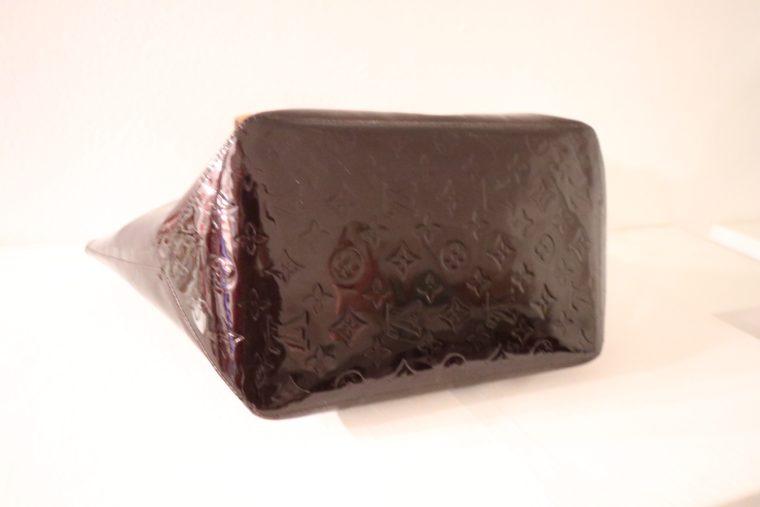 Louis Vuitton Tasche Bellevue Vernis Leder violett-15512