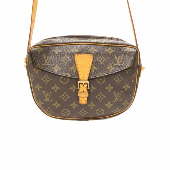 Louis Vuitton Tasche Monogram Canvas jeune fille braun